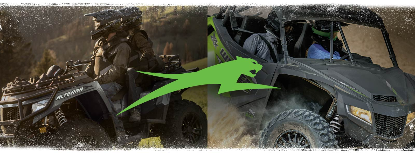 Explore the 2020 Arctic Cat Offroad Lineup