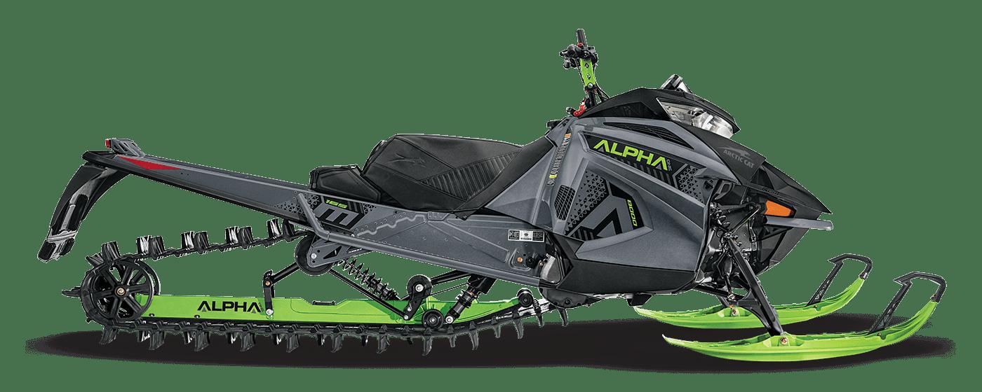 M 8000 Alpha One