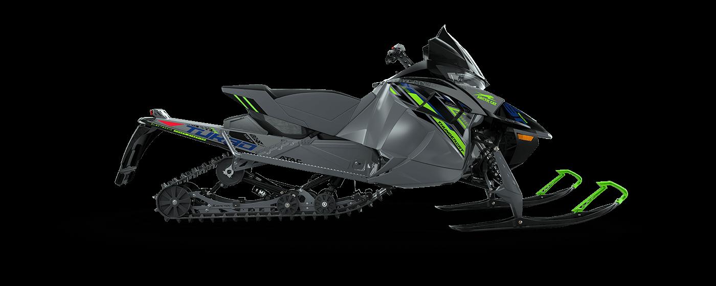 ZR 9000 Thundercat EPS avec ATAC
