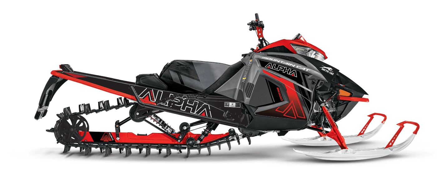 M Mountain Cat Alpha One