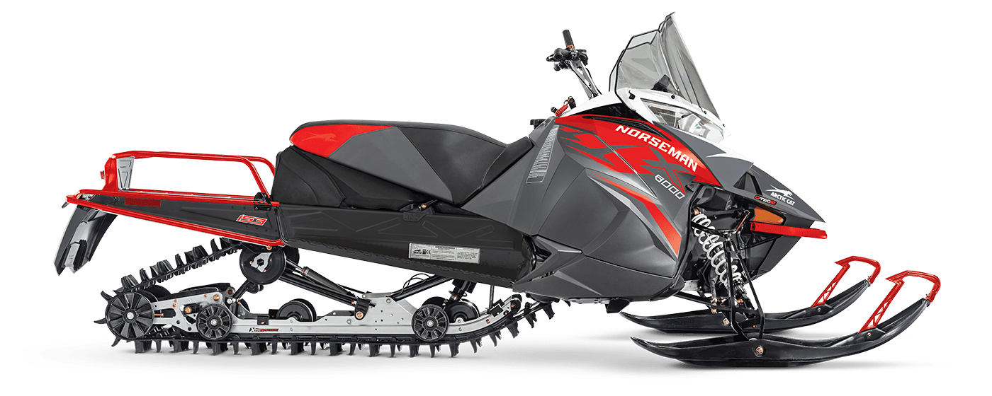 Arctic Cat Snowmobile Cooling System