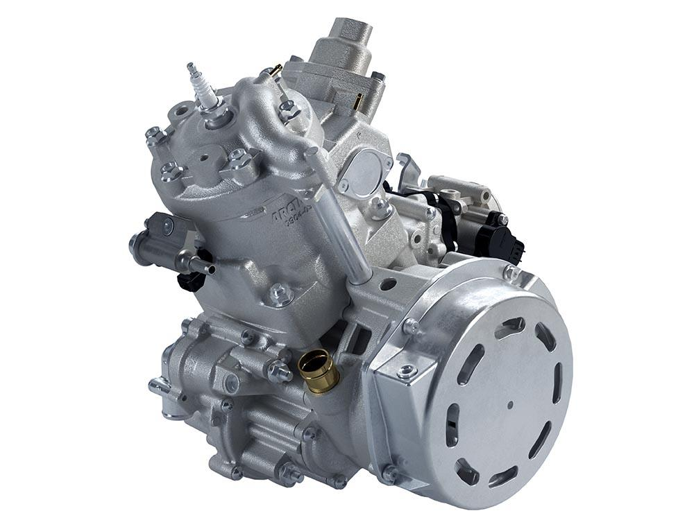 BLAST ZR EFI Engine
