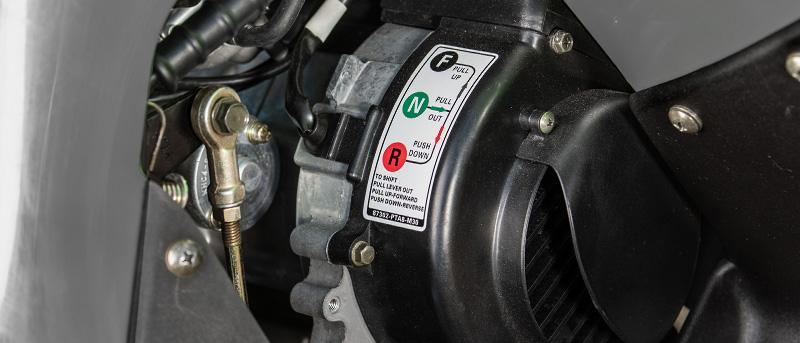 Transmission CVT automatique