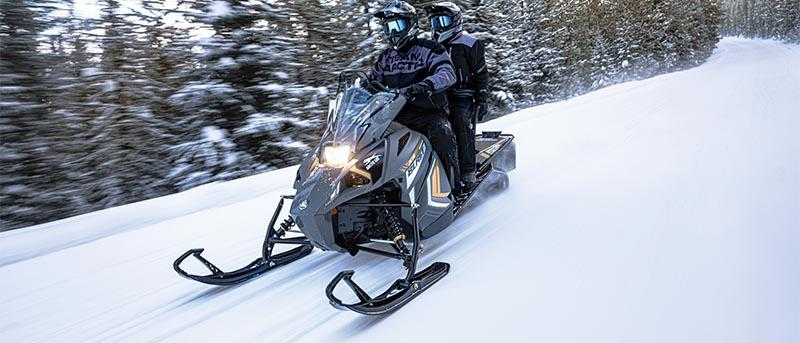 Mid-Sized Snowmobile