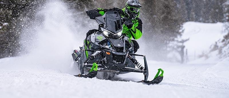 Trail Snowmobile