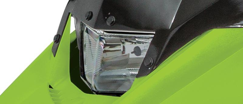 ZR 120 Halogen Headlight