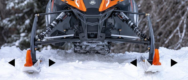 ZR Limited Adjustable Ski Stance