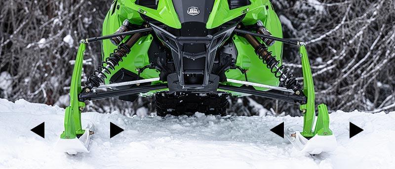 Position de ski réglable ZR RR
