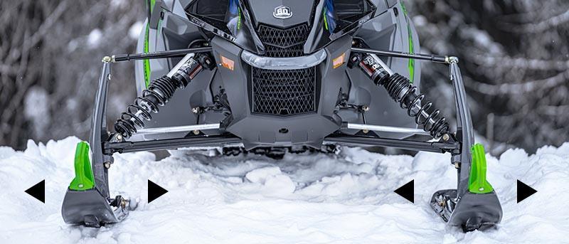 Position de ski réglable ZR Thundercat