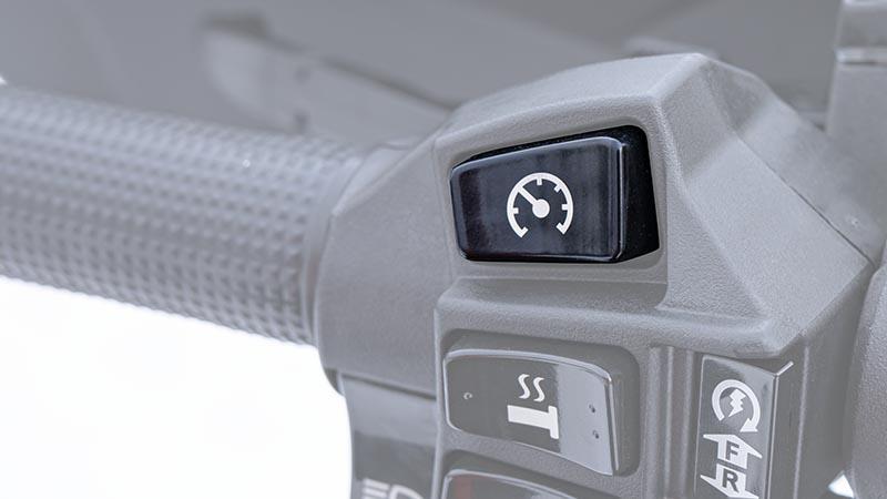Commande de bouton-poussoir d'ATAC