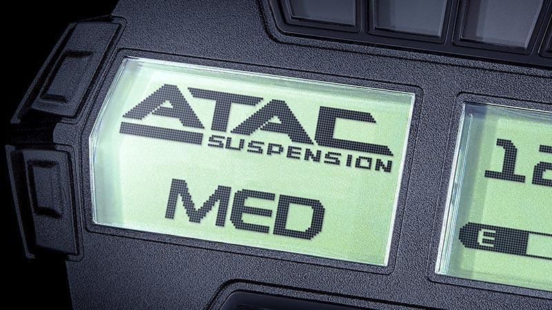 Arrangements d'ATAC trois