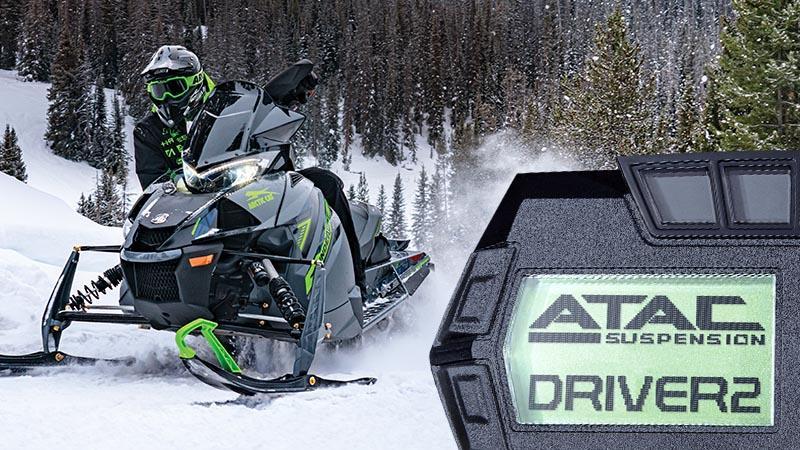 Profils de conducteur d'ATAC deux