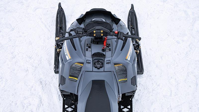 Châssis de taille moyenne BLAST XR