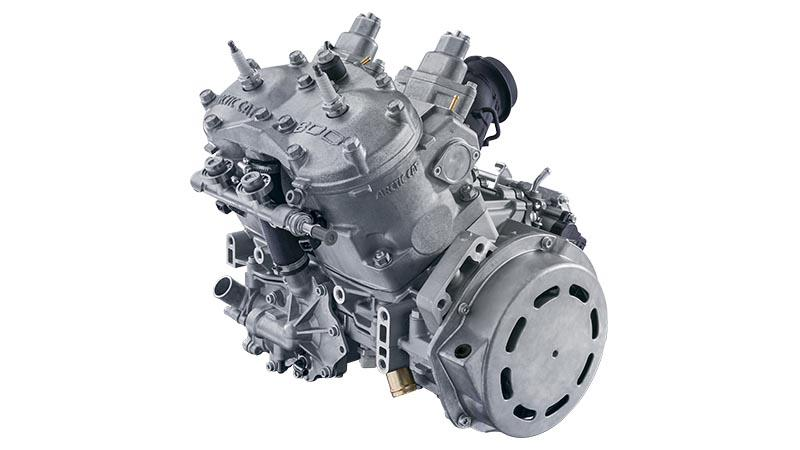 M Mountain Cat Alpha One 8000 C-TEC2 Engine