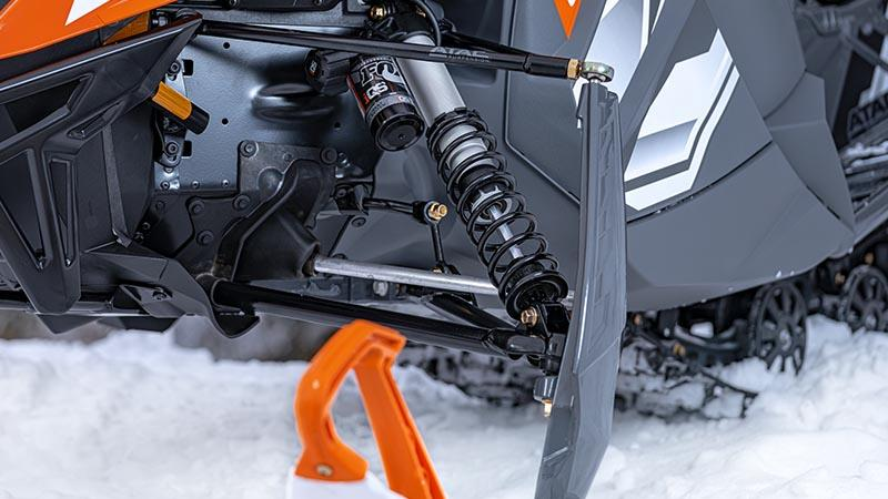 ZR Limited ARS II Front Suspension