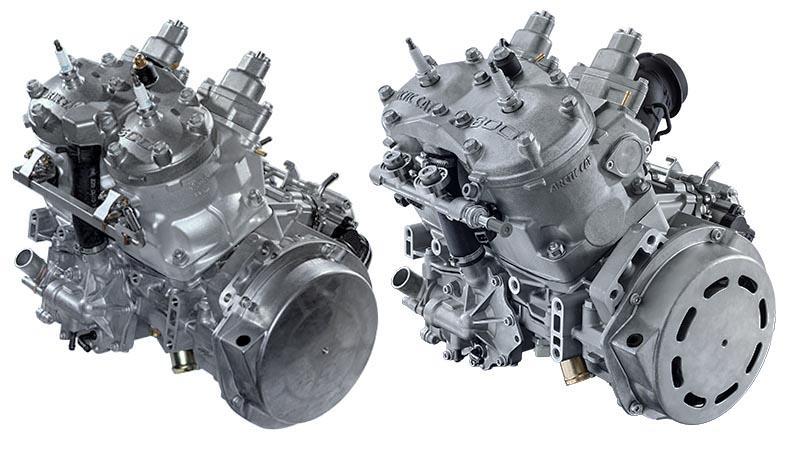 Gamme de moteurs ZR Limited