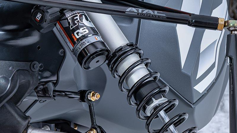 ZR Limited FOX ZERO IQS Shocks