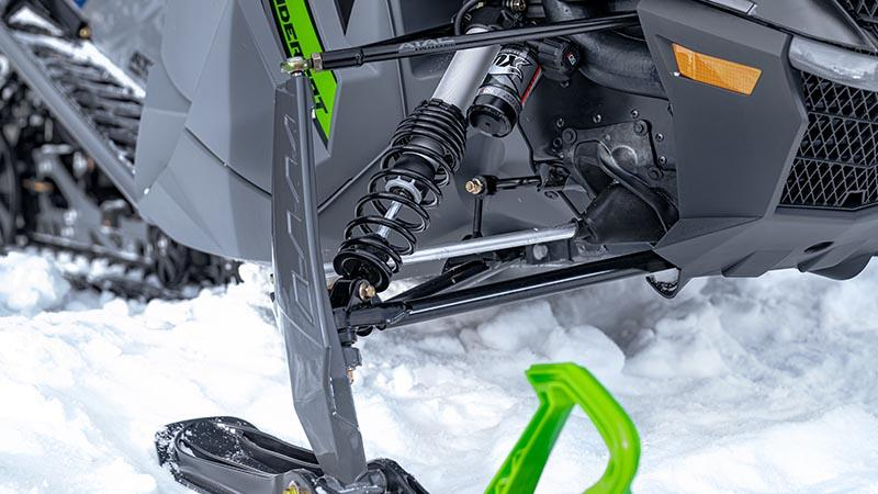 ZR Thundercat ARS II Front Suspension