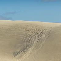 Dunes du lac Silver